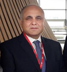H.E. Syed Ibne Abbas, Pakistan High Commissioner to the UK