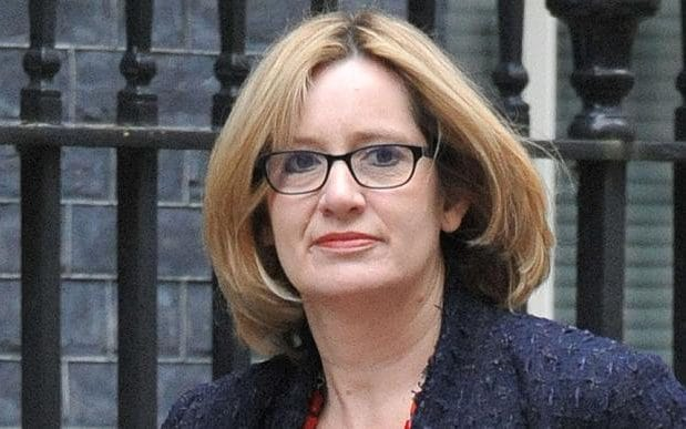 The Rt Hon Amber Rudd MP