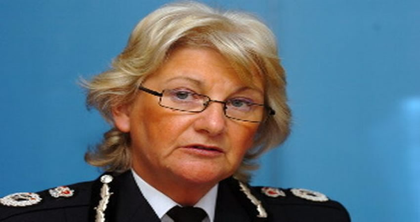 chief constaable south wales police barbara wilding